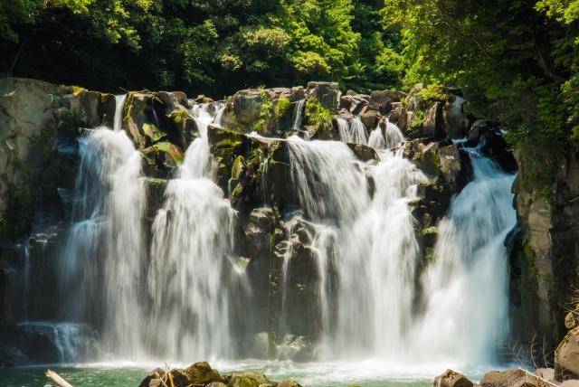 都城-関之尾の滝