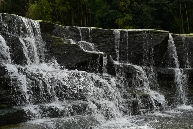 三木市-三木市の黒滝
