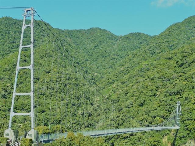 綾町‐宮崎県・最大級の綾の照葉大吊橋