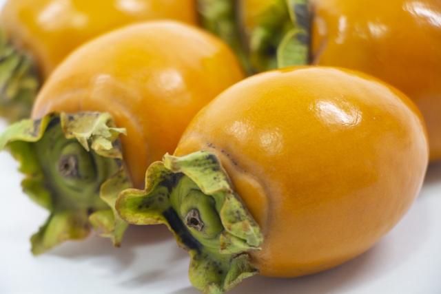 幸田町‐(筆柿の生産量日本一)筆柿