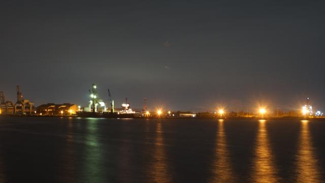 武豊町‐(知多半島)夜景