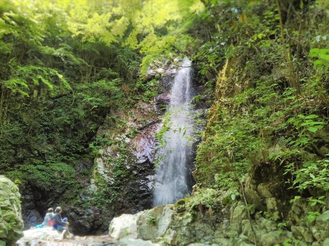 檜原村‐払沢の滝