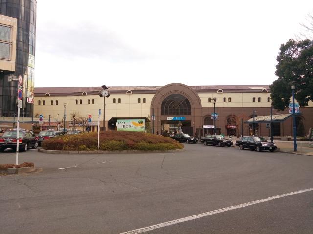 狛江市‐狛江駅