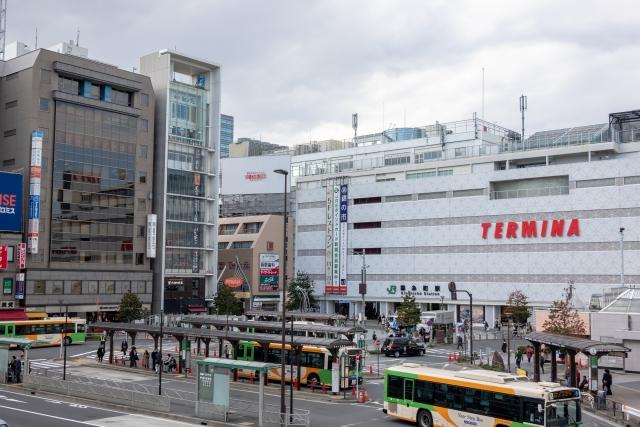 錦糸町ー錦糸町駅前