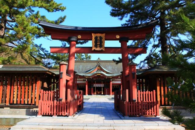 敦賀市-気比神宮10
