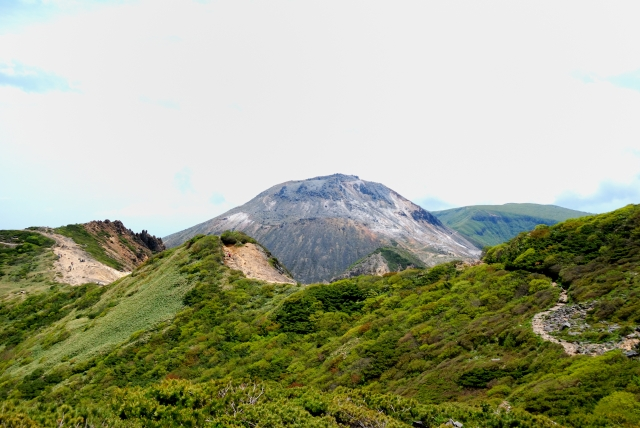 那須町-茶臼岳
