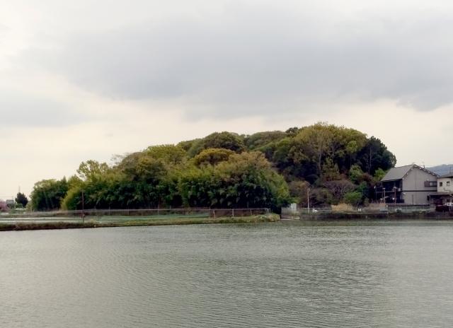 広陵町-新木山古墳
