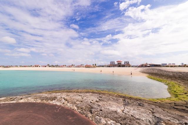 豊見城市‐沖縄県豊見城市のビーチ